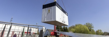 2016 | FIRST LARGE SCALE ENERGY STORAGE SYSTEM